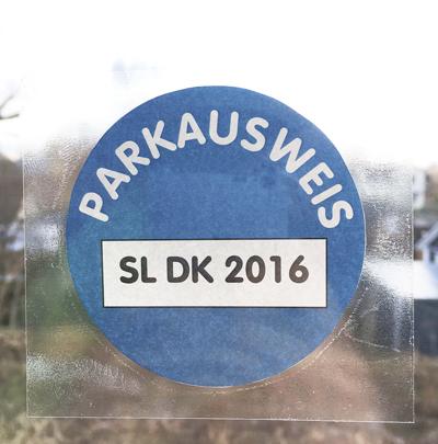 Anwohnerparkausweis Düsseldorf