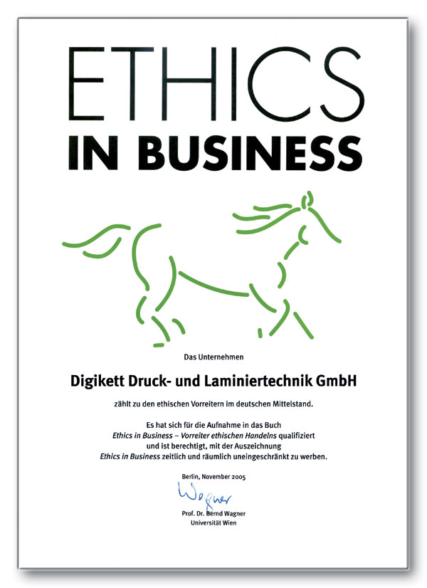 Ehic in business